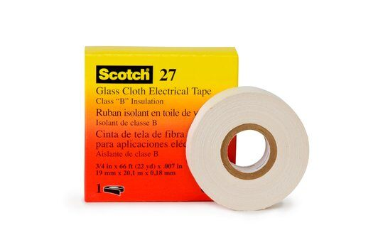 #3MFE510062832 - Scotch 27 (19mm*20m) CAM ELYAF ÖZEL BANT 3M