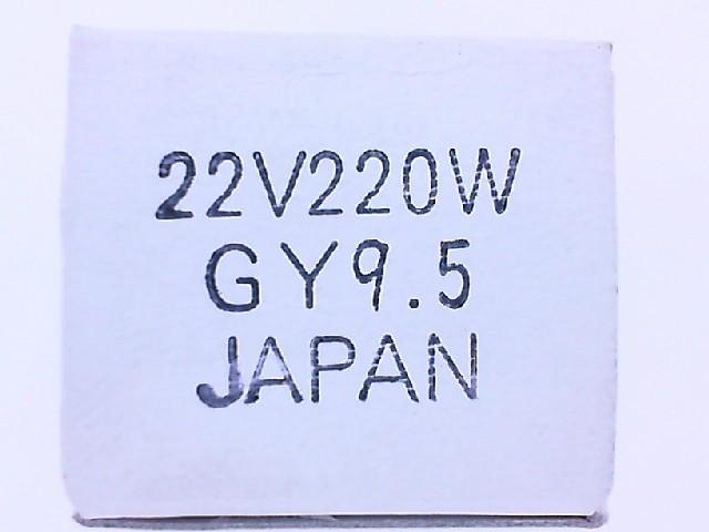 220W 22V GY9.5 KAPSÜL AMPUL