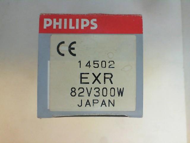 300W 82V GX5.3 EXR FOTO PROJEKSİYON AMPUL PHILIPS 14502