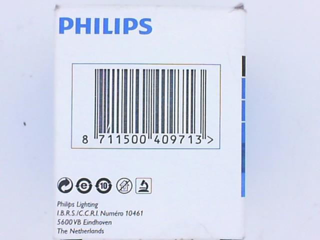 150W 15V G6.35 Ç FO EFR 50h FOTO PROJ AMPUL PHILIPS 6423FO