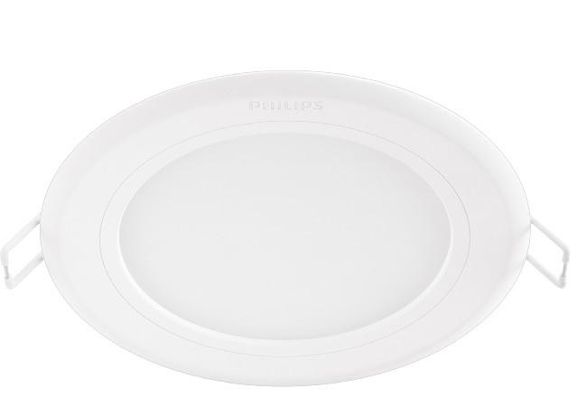 12W 827 59511 Slimlit 4 inch LED gömme spot beyaz PHILIPS