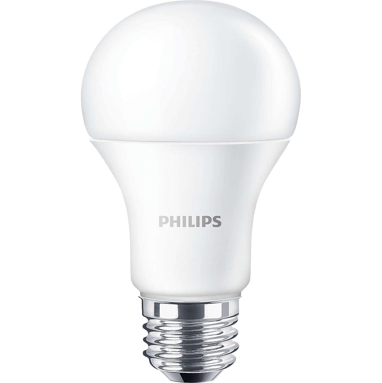 #P929001162202 - 9.5-60W 220V E27 830 806lm COREPRO LED AMPUL PHILIPS