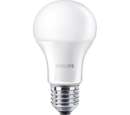 #P929001234802 - 10-75W 220V E27 840 1055lm A60 COREPRO LED AMPUL PHILIPS