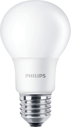 #P929002306268 - 8-60W 220V E27 827 ESSENTIAL A60 LED LAMBA PHILIPS