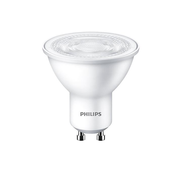 #P929002316687 - 3.2-40W 220V GU10 830 36D 300lm Essential LED PHILIPS