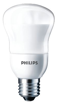 8W E27 827 DOWNLIGHTER R60 AMPUL PHILIPS