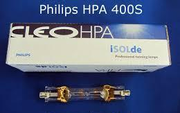 400W/S 230V R7s HPA MATBAA BASKI UV-B UV-C AMPUL PHILIPS HPA400S