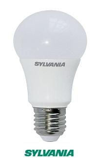 #S0029053 - 8.5W E27 854 A60 806lm 865 LED AMPUL SYLVANIA