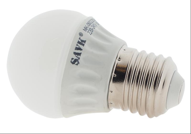 #Ş500277 - 4W 220V E27 865 G45 TOP LED LAMBA ŞAVK