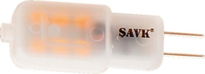 1.5W 12V G4 860 YENİ TİP KAPSÜL LED LAMBA ŞAVK