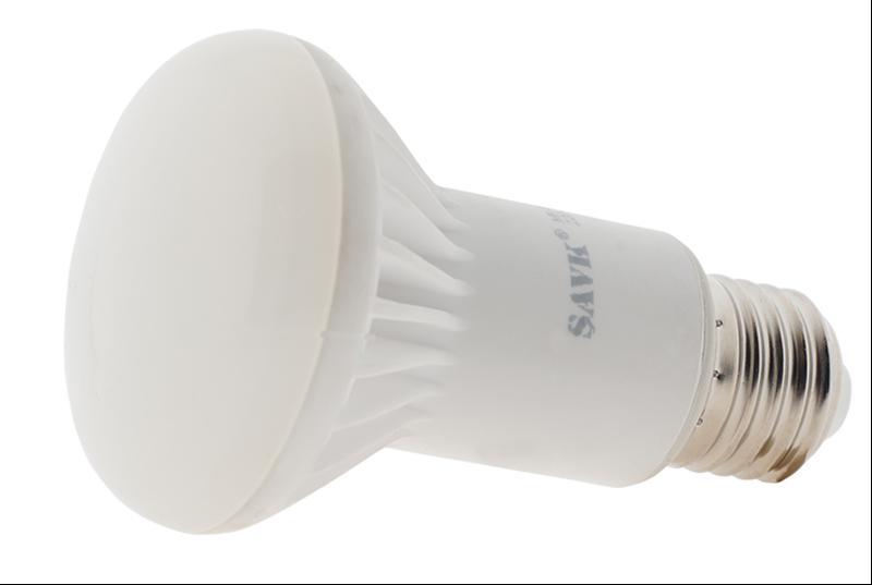 8W 220V E27 830 R63 SPOT LED LAMBA ŞAVK