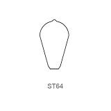 ST64 Ampul Tipli Lambalar